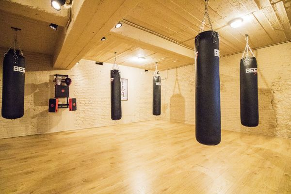 Picture of an event venue rental in Brussel, Brussels, Inside Axel's & Serges' boxing club 1886