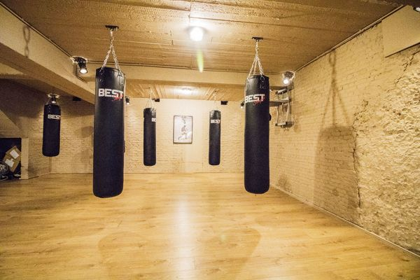 Picture of an event venue rental in Brussel, Brussels, Inside Axel's & Serges' boxing club 1887