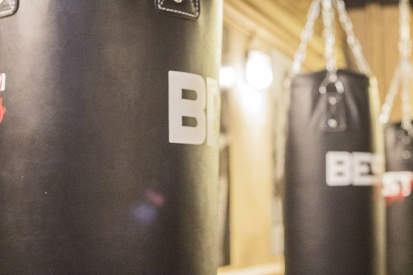 Picture of an event venue rental in Brussel, Brussels, Inside Axel's & Serges' boxing club 1889