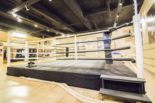 Picture of an event venue rental in Brussel, Brussels, Inside Axel's & Serges' boxing club 1891
