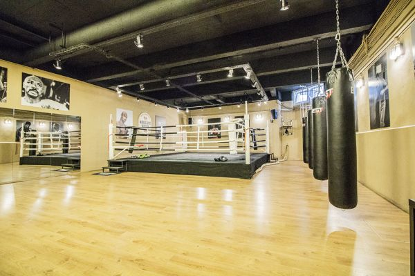 Picture of an event venue rental in Brussel, Brussels, Inside Axel's & Serges' boxing club 1893