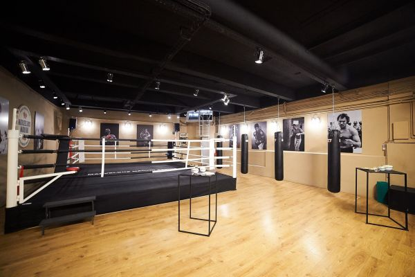 Picture of an event venue rental in Brussel, Brussels, Inside Axel's & Serges' boxing club 1894