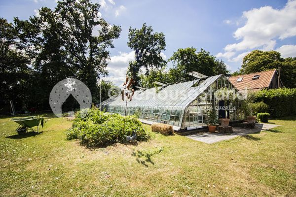 Picture of an event venue rental in Rosières, Walloon Brabant, Inside Bruno & Amandine's greenhouse 11196