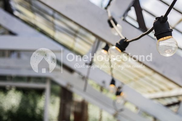 Picture of an event venue rental in Rosières, Walloon Brabant, Inside Bruno & Amandine's greenhouse 11207