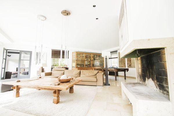 Photo d'une salle à louer à Couture-Saint-Germain, Brabant Wallon, Dans la villa de Flavia 2024