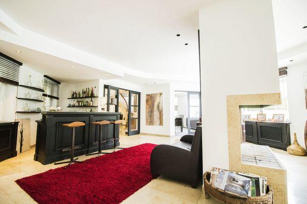 Photo d'une salle à louer à Couture-Saint-Germain, Brabant Wallon, Dans la villa de Flavia 2028
