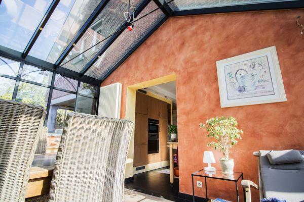 Photo d'une salle à louer à Auderghem, Bruxelles, Dans la maison de Frédérique 2189