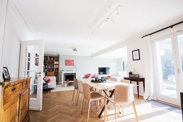 Photo d'une salle à louer à Auderghem, Bruxelles, Dans la maison de Frédérique 2193