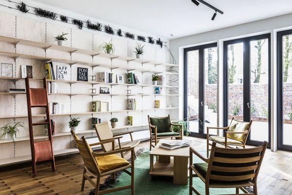 Photo d'une salle à louer à Ixelles, Bruxelles, Dans la maison de Nathalie 2215
