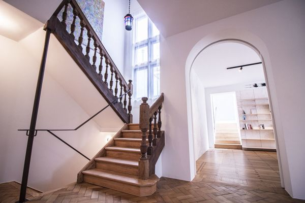 Picture of an event venue rental in Elsene, Brussels, Inside Nathalie's house 2219