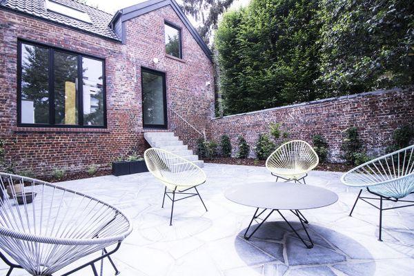 Photo d'une salle à louer à Ixelles, Bruxelles, Dans la maison de Nathalie 2223