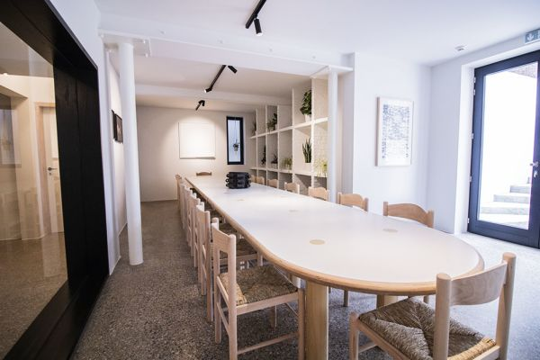 Picture of an event venue rental in Elsene, Brussels, Inside Nathalie's house 2229