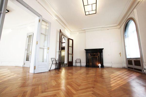 Photo d'une salle à louer à Bruxelles, Bruxelles, Dans la villa de Garance 2232