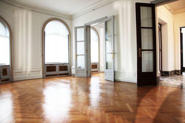 Photo d'une salle à louer à Bruxelles, Bruxelles, Dans la villa de Garance 2233