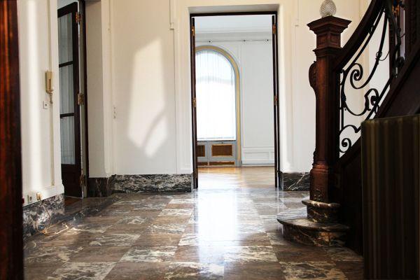 Photo d'une salle à louer à Bruxelles, Bruxelles, Dans la villa de Garance 2238