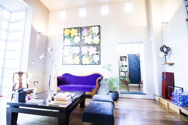 Photo d'une salle à louer à Uccle, Bruxelles, Dans la maison de Claudine 2354