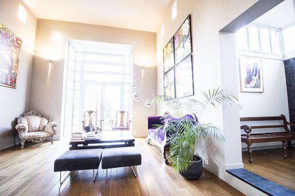 Photo d'une salle à louer à Uccle, Bruxelles, Dans la maison de Claudine 2355