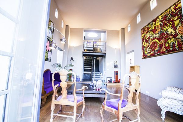 Photo d'une salle à louer à Uccle, Bruxelles, Dans la maison de Claudine 2357