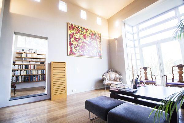 Photo d'une salle à louer à Uccle, Bruxelles, Dans la maison de Claudine 2360