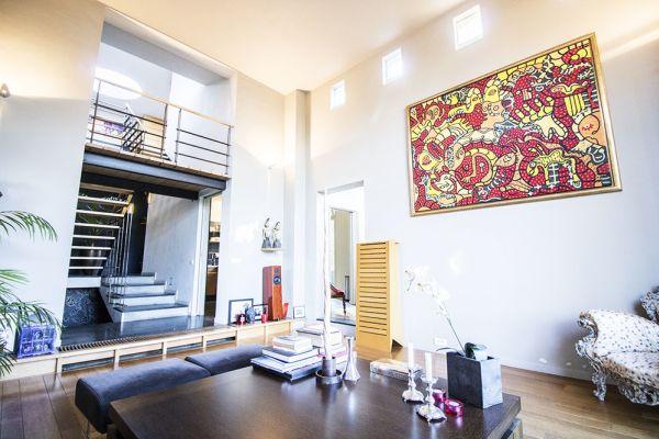 Photo d'une salle à louer à Uccle, Bruxelles, Dans la maison de Claudine 2361