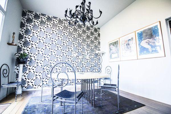 Photo d'une salle à louer à Uccle, Bruxelles, Dans la maison de Claudine 2362
