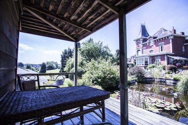 Photo d'une salle à louer à Hoeilaart, Brabant Flamand, Dans la serre de Cécile & Michel 2819