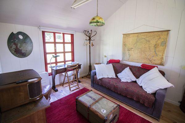 Photo d'une salle à louer à Hoeilaart, Brabant Flamand, Dans la serre de Cécile & Michel 2821