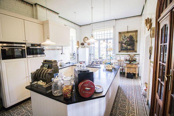 Photo d'une salle à louer à Hoeilaart, Brabant Flamand, Dans la serre de Cécile & Michel 2836