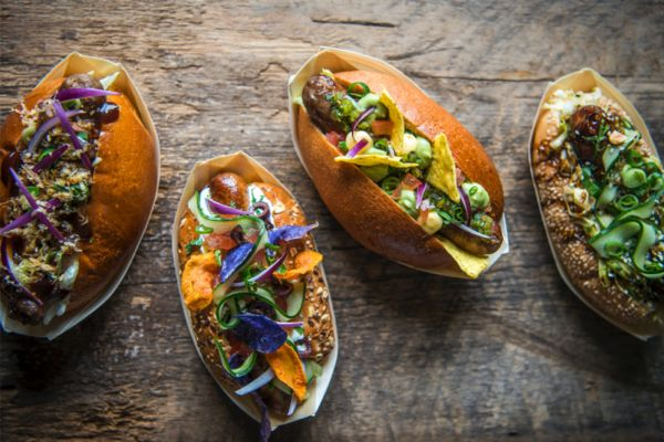 Photo caterer Hot Dog Club by Mattagne