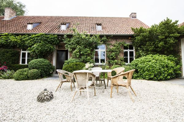 Picture of an event venue rental in Herfelingen, Flemish Brabant, Inside Odile's barn 825