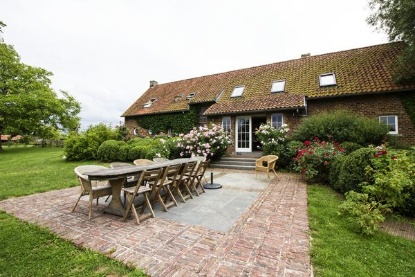 Picture of an event venue rental in Herfelingen, Flemish Brabant, Inside Odile's barn 834