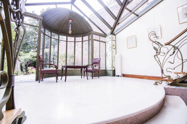 Photo d'une salle à louer à Ixelles, Bruxelles, Dans la maison d'Audrey 3032