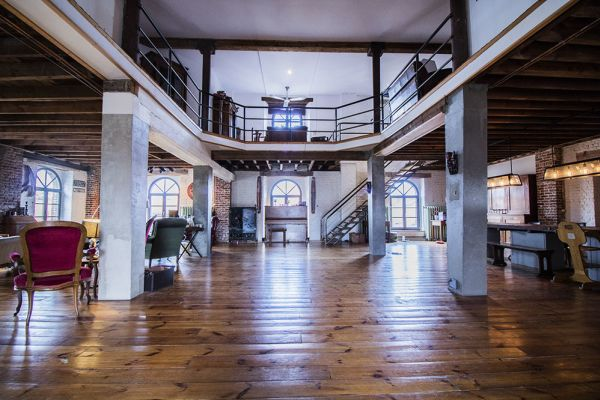 Picture of an event venue rental in Schaerbeek, Brussels, Inside Jean-Philippe's loft 3050