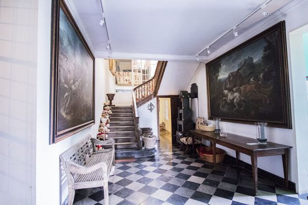 Picture of an event venue rental in Dave, Namur, Inside Ariane's castle 3155