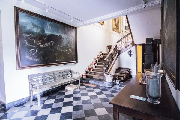 Picture of an event venue rental in Dave, Namur, Inside Ariane's castle 3156