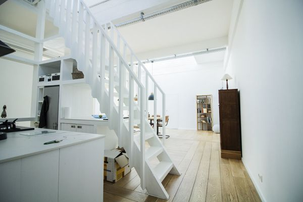 Picture of an event venue rental in Brussel, Brussels, Inside Élodie's loft 3291