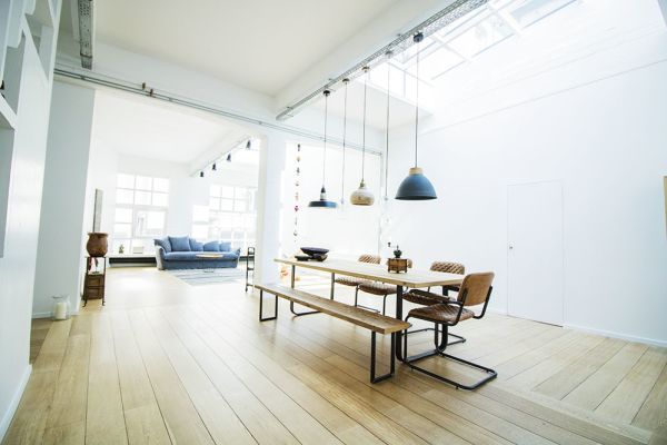 Picture of an event venue rental in Brussel, Brussels, Inside Élodie's loft 3292