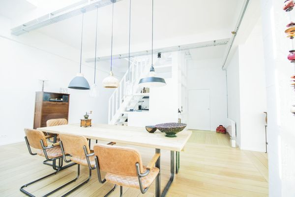 Picture of an event venue rental in Brussel, Brussels, Inside Élodie's loft 3295