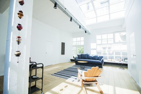 Picture of an event venue rental in Brussel, Brussels, Inside Élodie's loft 3296
