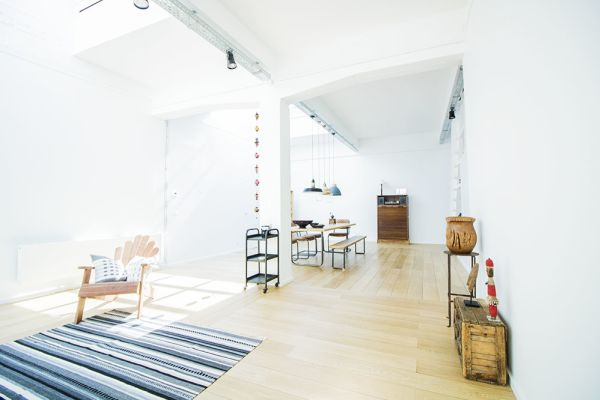 Picture of an event venue rental in Brussel, Brussels, Inside Élodie's loft 3300