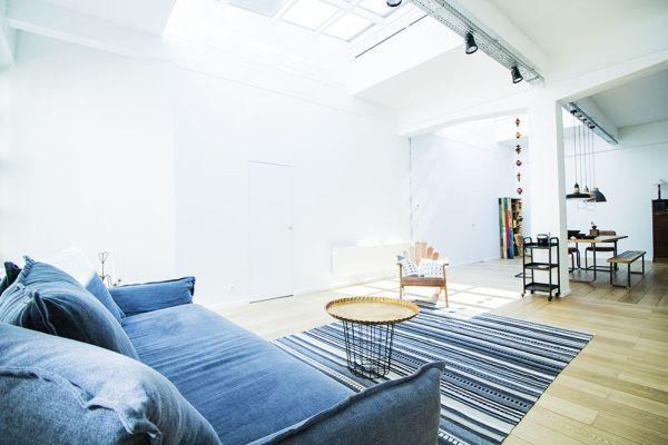 Picture of an event venue rental in Brussel, Brussels, Inside Élodie's loft 3301