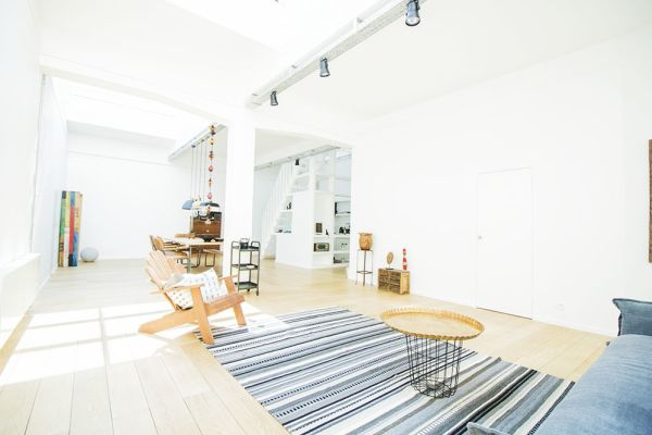 Picture of an event venue rental in Brussel, Brussels, Inside Élodie's loft 3302