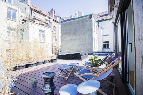 Picture of an event venue rental in Brussel, Brussels, Inside Élodie's loft 3305