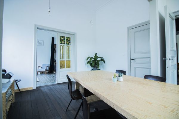 Picture of an event venue rental in Gontrode, East Flanders, Inside Ilse's Office 3340