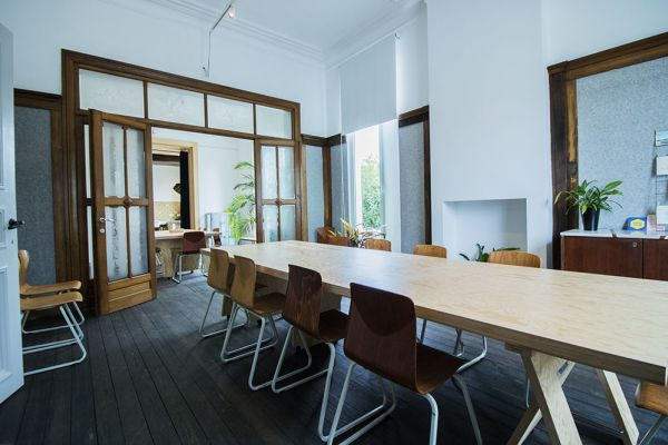 Picture of an event venue rental in Gontrode, East Flanders, Inside Ilse's Office 3355