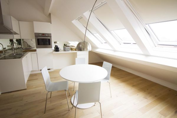 Picture of an event venue rental in Ixelles, Brussels, Inside Raphaël's duplex 852