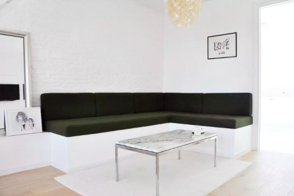 Picture of an event venue rental in Ixelles, Brussels, Inside Raphaël's duplex 855
