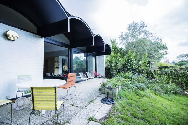 Picture of an event venue rental in Uccle, Brussels, Eva's house 3465