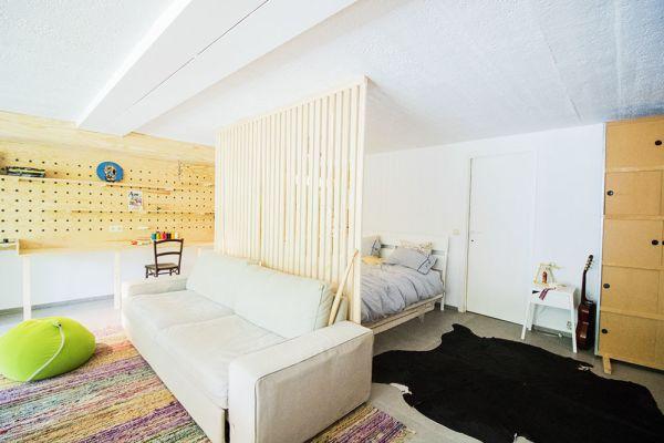 Photo d'une salle à louer à Uccle, Bruxelles, Dans la maison d'Eva 3472