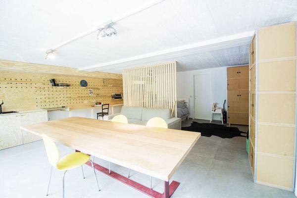 Photo d'une salle à louer à Uccle, Bruxelles, Dans la maison d'Eva 3474